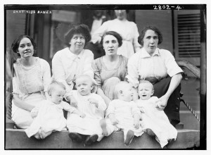 East Side Babies [between ca. 1910 and ca. 1915] Library of Congress